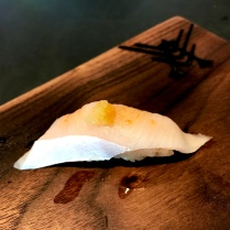 Hon Hamachi - Yellowtail with horseradish soy